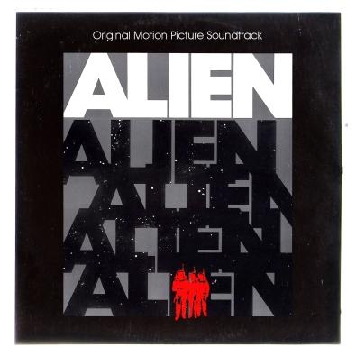 #10: Alien (Custom)