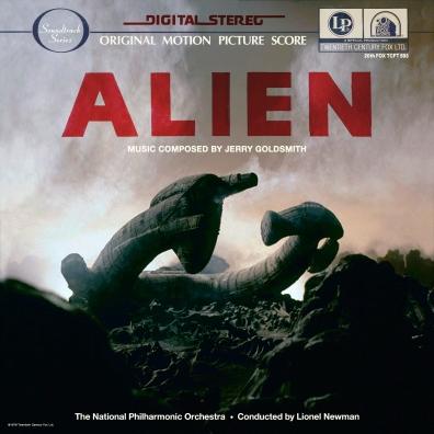 #9: Alien (Custom)