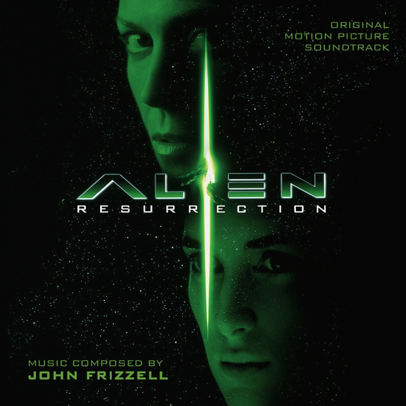 #1: Alien Resurrection (Original)