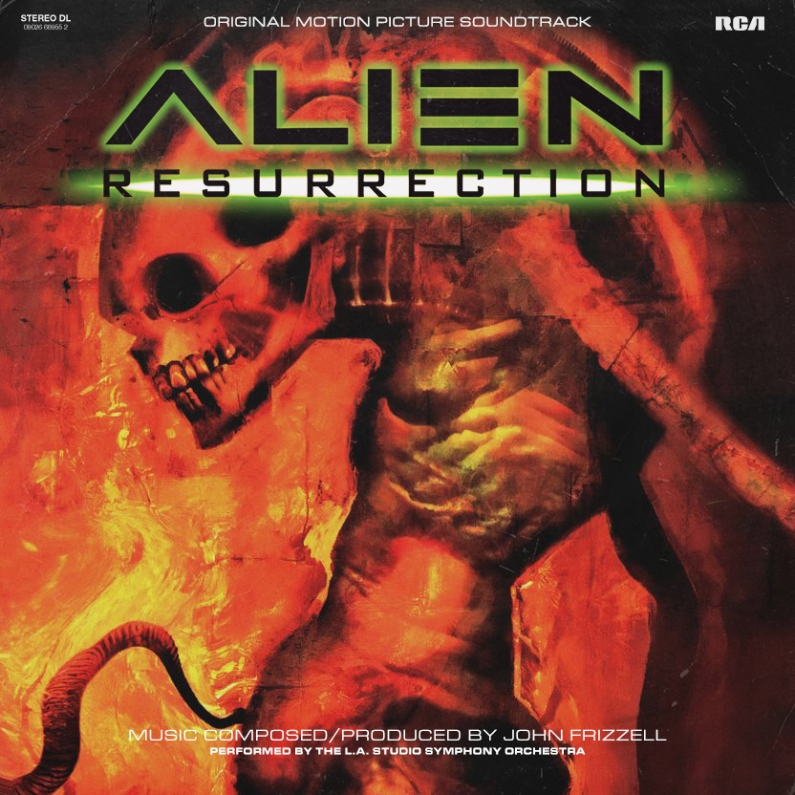 #4: Alien Resurrection (Custom)
