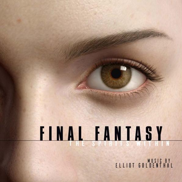 #1: Final Fantasy: The Spirits Within (Custom)
