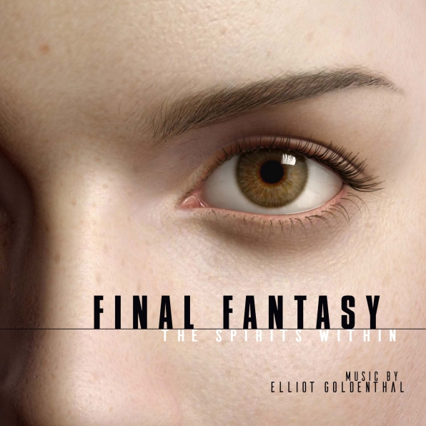 #1: Final Fantasy: The Spirits Within (Custom)