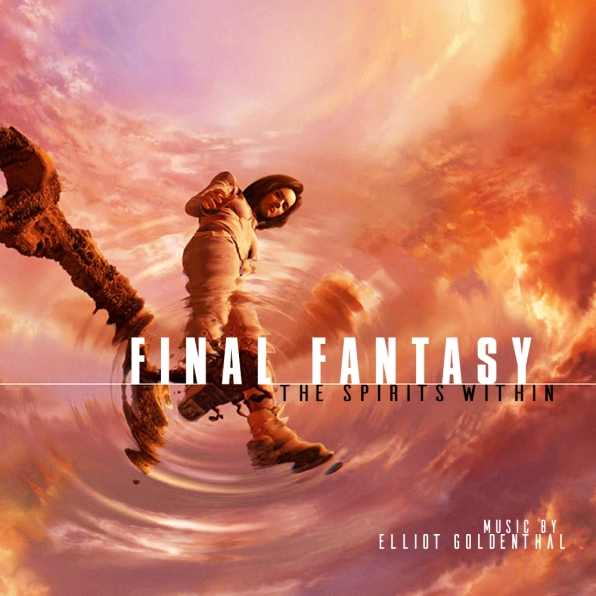 #2: Final Fantasy: The Spirits Within (Custom)