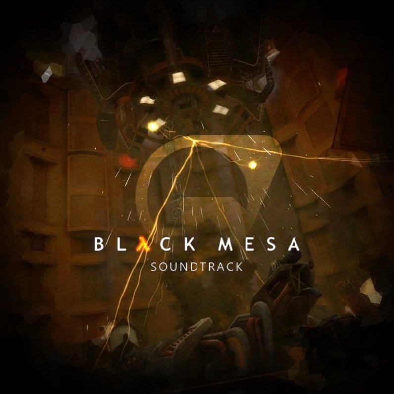 #1: Black Mesa (Custom)