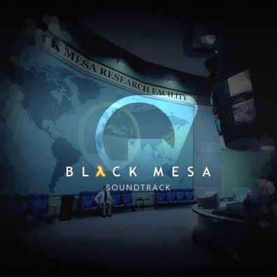 #3: Black Mesa (Custom)