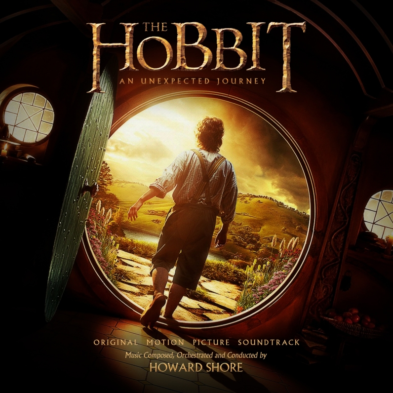 #6: The Hobbit: An Unexpected Journey (Custom)