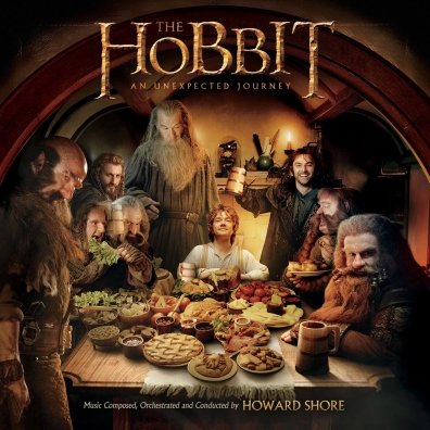 #7: The Hobbit: An Unexpected Journey (Custom)