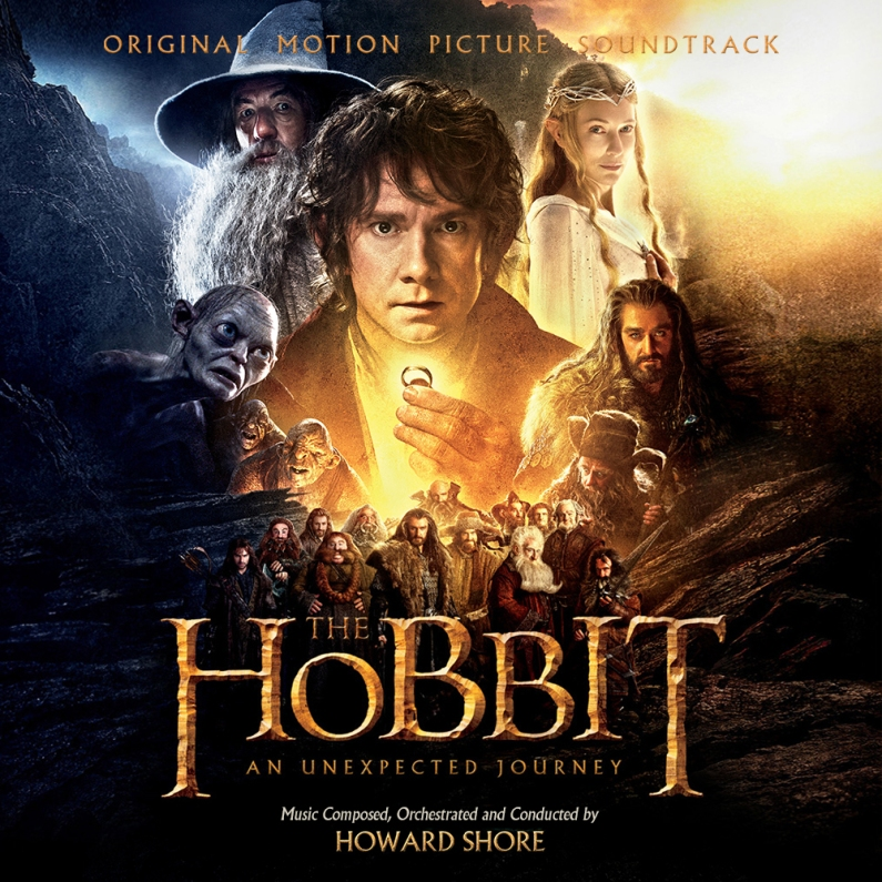 #1: The Hobbit: An Unexpected Journey (Custom)
