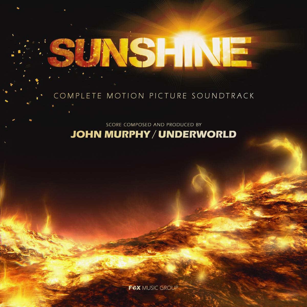 Sunshine Complete Soundtrack Hqcovers