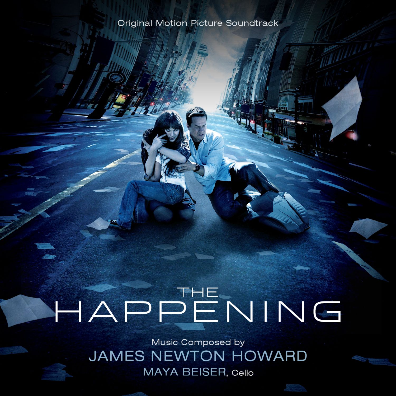The Happening Hqcovers