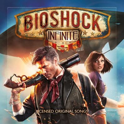 #4: BioShock Infinite (Custom)