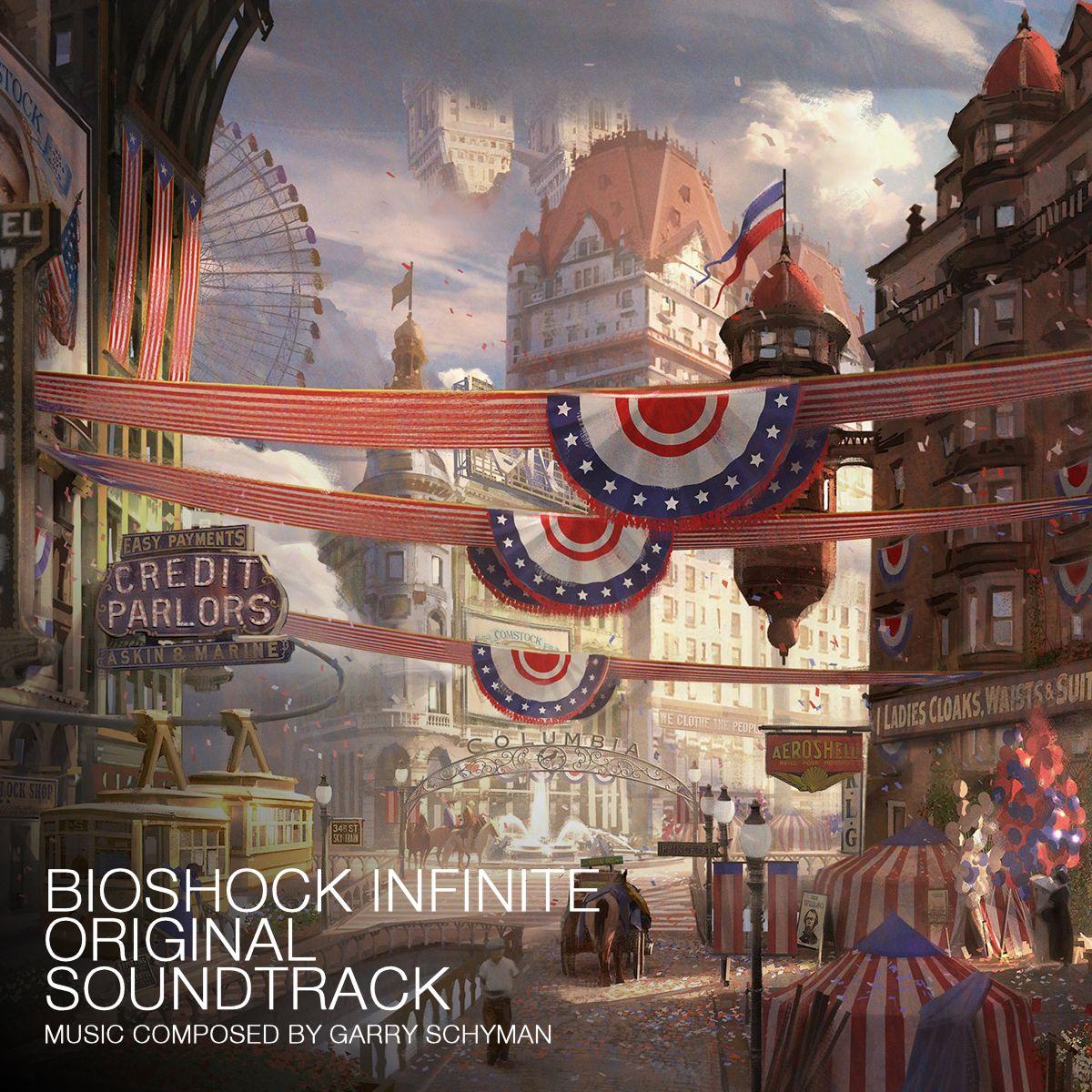 Bioshock Amp Bioshock 2 By Garry Schyman Various