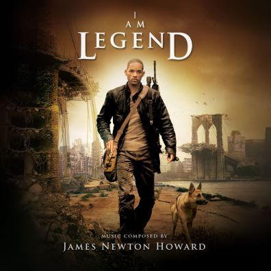 #2: I Am Legend (Custom)