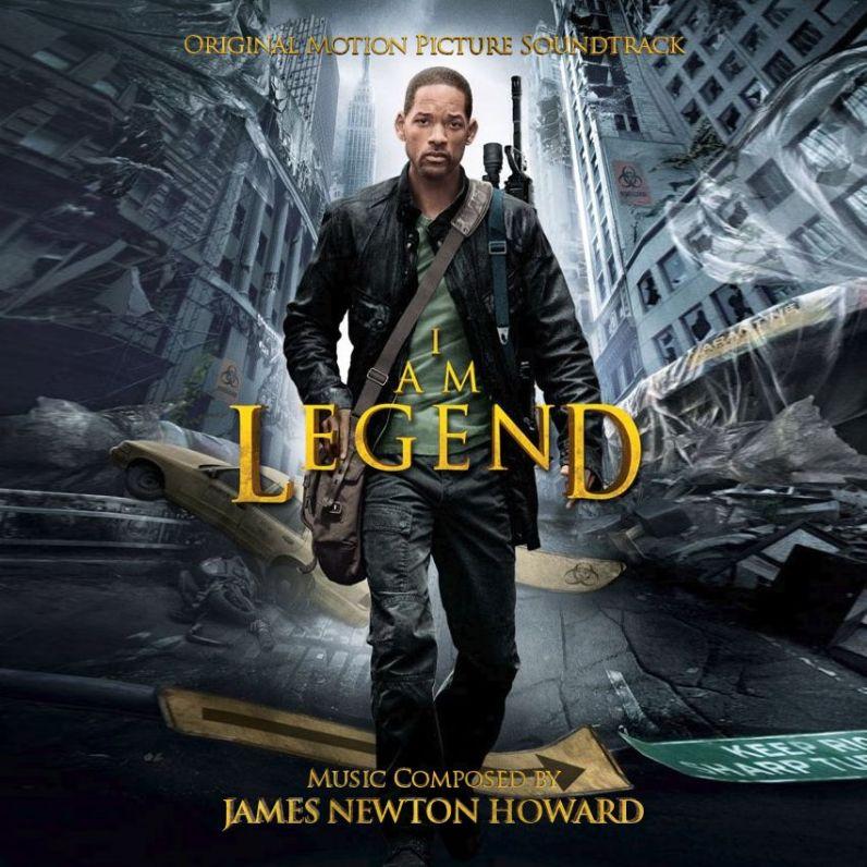 #8: I Am Legend (Custom)