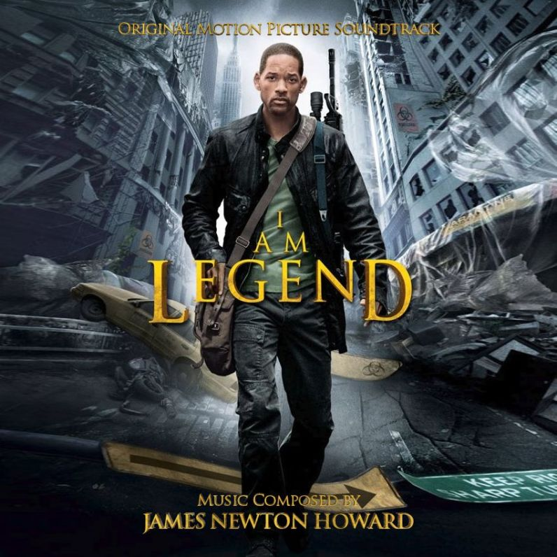 #8: I Am Legend (Custom)