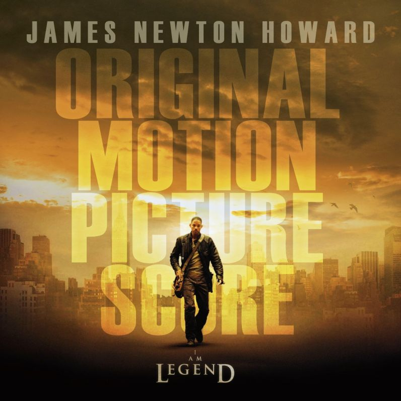 #5: I Am Legend (Custom)