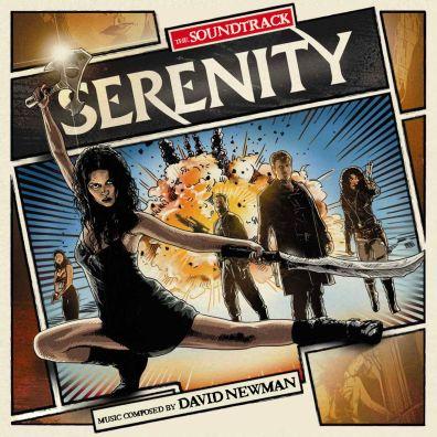 #9: Serenity (Custom)
