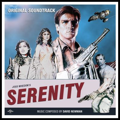#8: Serenity (Custom)