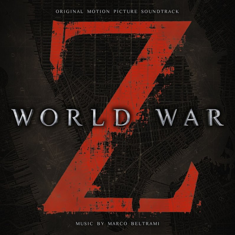 #1: World War Z (Custom)
