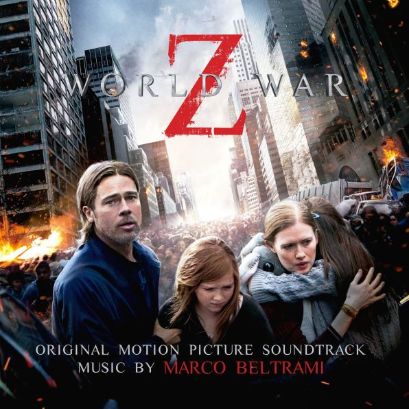 #4: World War Z (Custom)
