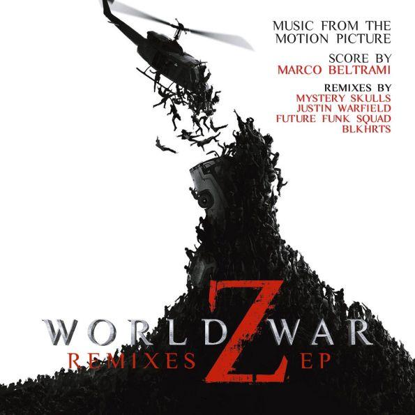 #5: World War Z (Custom)