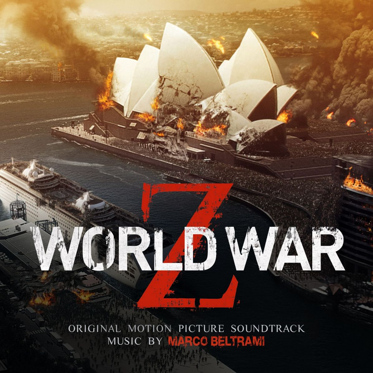 #7: World War Z (Custom)