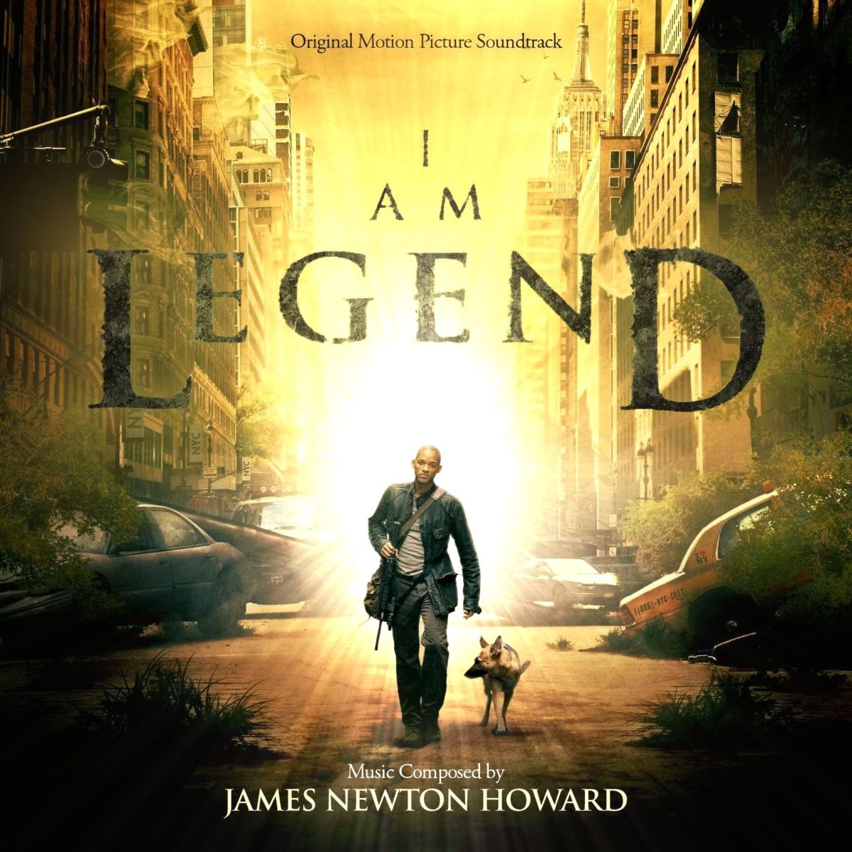 #4: I Am Legend (Custom)