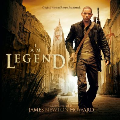#3: I Am Legend (Custom)
