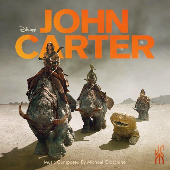 #9: John Carter (Custom)