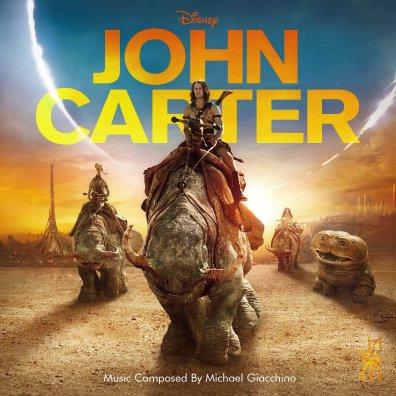 #7: John Carter (Custom)