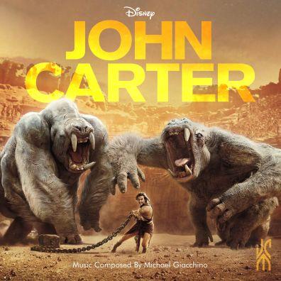 #8: John Carter (Custom)