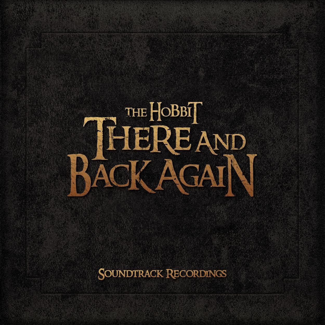 The Hobbit There And Back Again Concept Hqcovers