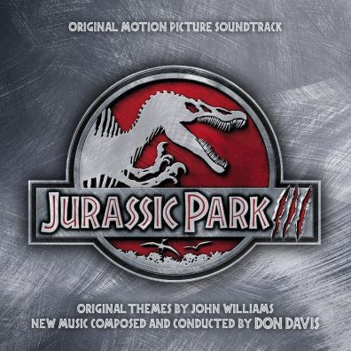 #2: Jurassic Park III (Custom)