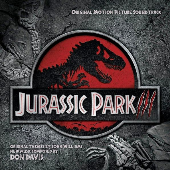 "Well-liked Jurassic Park III"" by Don Davis, John Williams – HQCovers CF21"