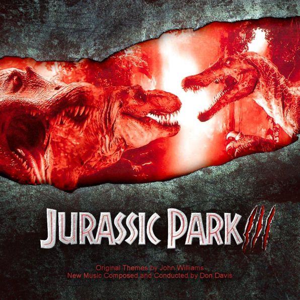 #5: Jurassic Park III (Custom)