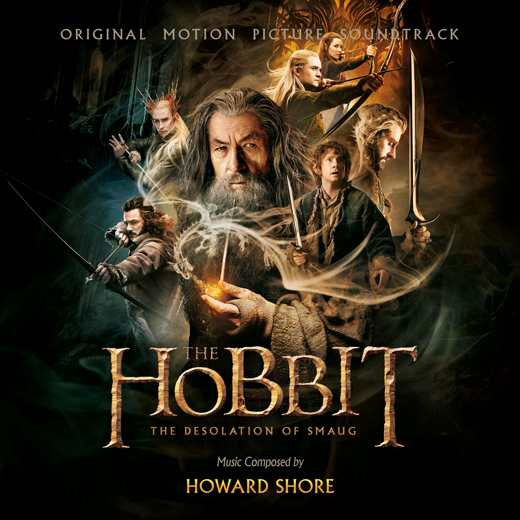 music the hobbit Exams are coming up and i need some instrumental music to get me motivated, so i thought,  what are the best 5 songs in the lotr and hobbit soundtracks.