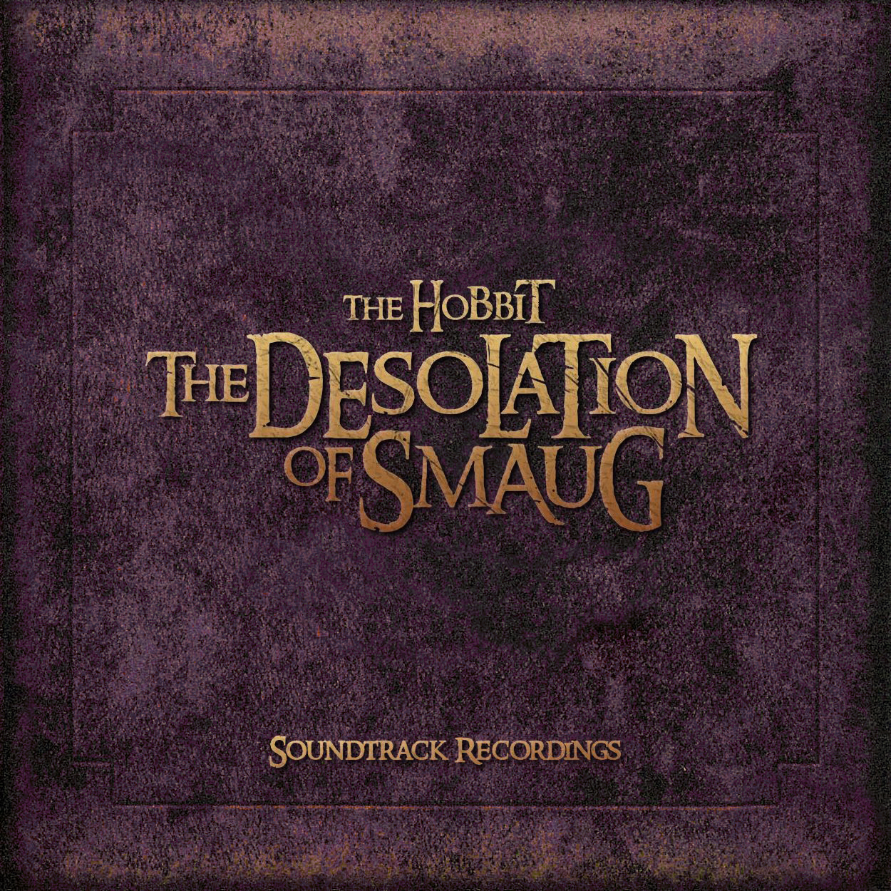 The Hobbit The Desolation Of Smaug Soundtrack Recordings