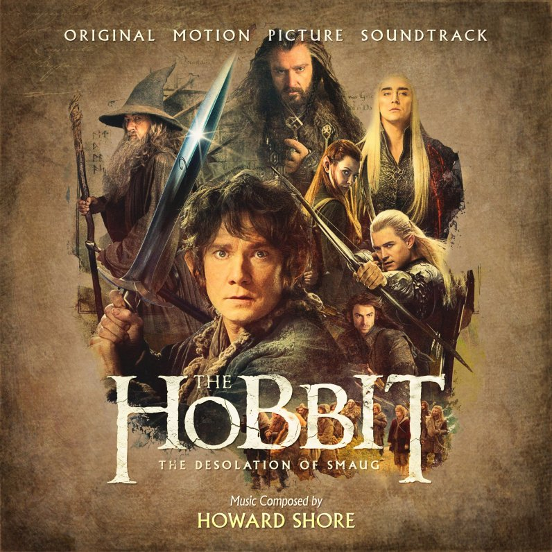 #6: The Hobbit: The Desolation of Smaug (Custom)