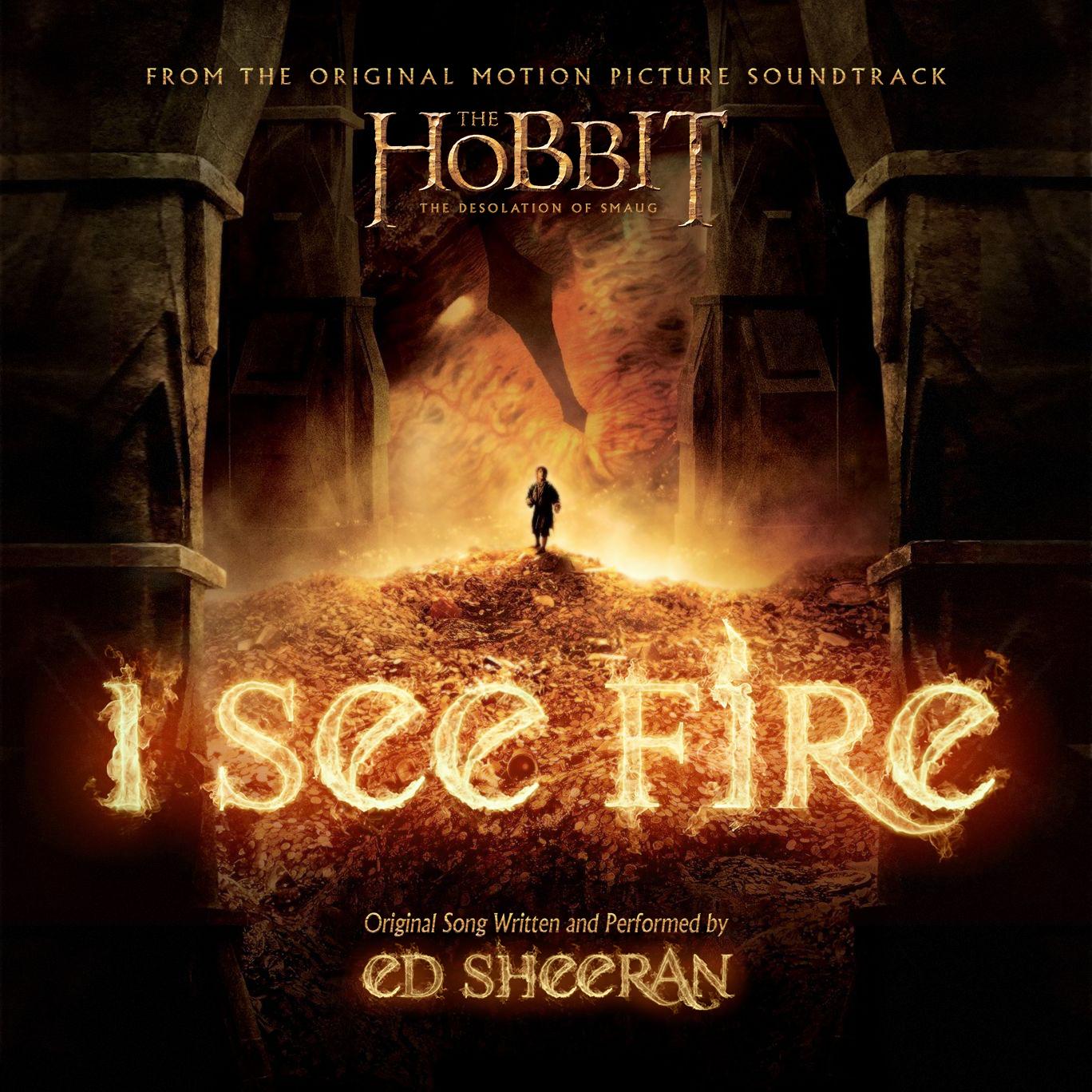 I See Fire Single Hqcovers