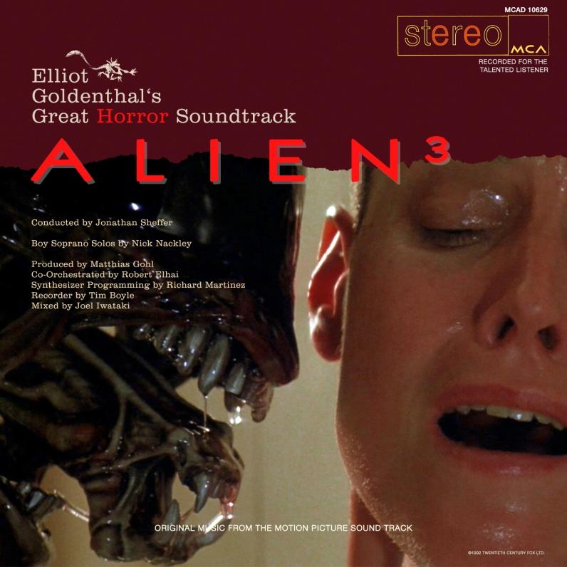 #9: Alien³ (Custom)
