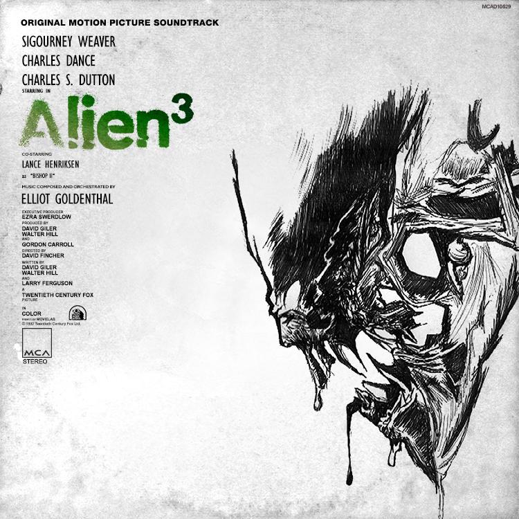 #14: Alien³ (Custom)