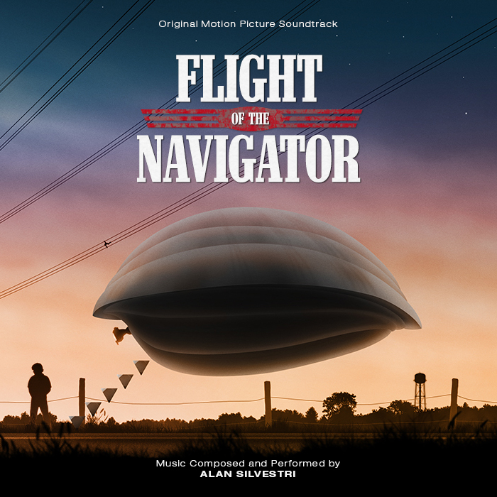 #1: Flight of the Navigator (Custom)