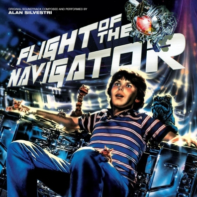 #2: Flight of the Navigator (Custom)