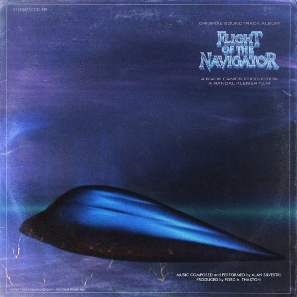 #4: Flight of the Navigator (Custom)