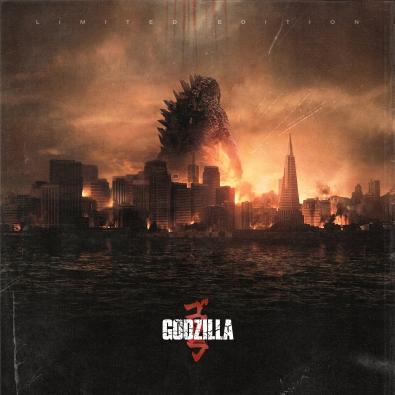 #13: Godzilla (Custom)