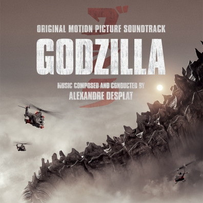 #4: Godzilla (Custom)