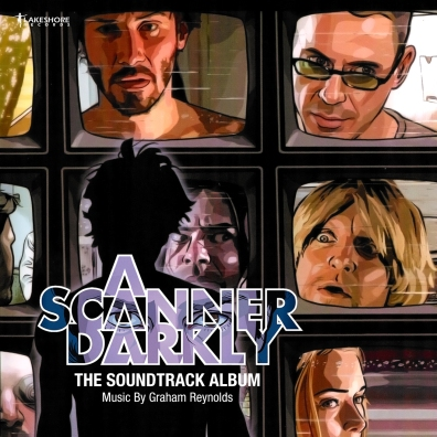 #2: A Scanner Darkly (Custom)