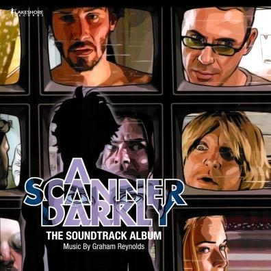 #2: A Scanner Darkly (Custom)