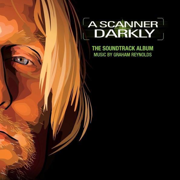 #7: A Scanner Darkly (Custom)