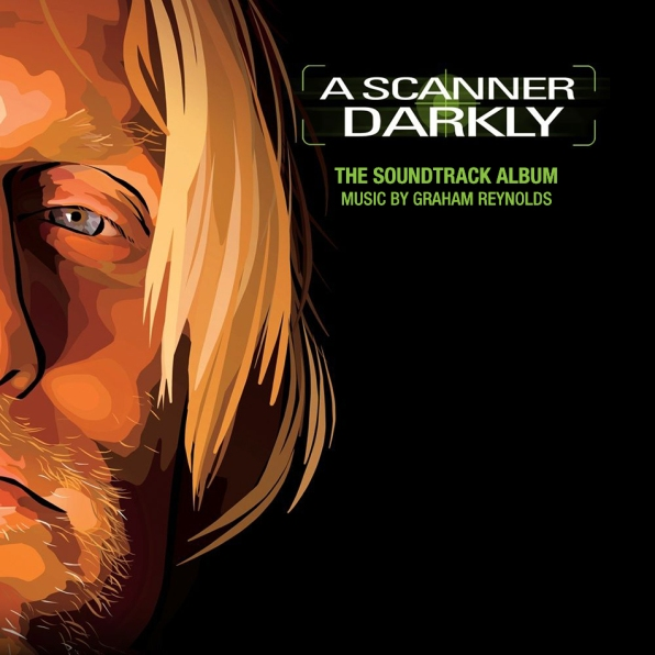 #7: A Scanner Darkly (Custom)